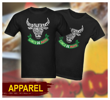 Grab your El Toro t-shirts here!.